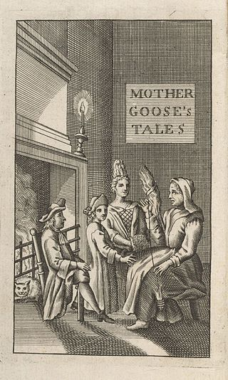adaptation of translation - Mother Goose rhymes